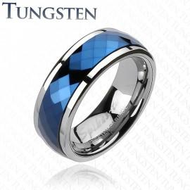Volfrámacél, Wolfram, Tungsten, Karikagyűrű