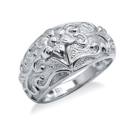 Sterling Ezüst Gyűrű