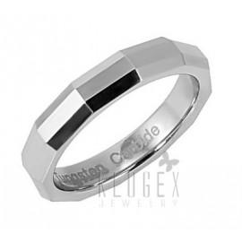 Tungsten Carbide Karika Gyűrű