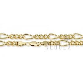 14K Arany-diffúziós Nyaklánc 45 CM