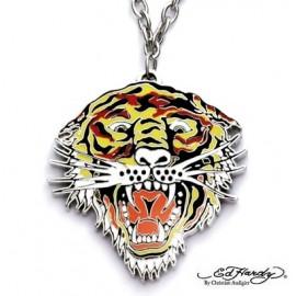 Eredeti Ed Hardy® - Tigris Medál Lánccal