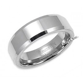 Volfrám Tungsten Karikagyűrű