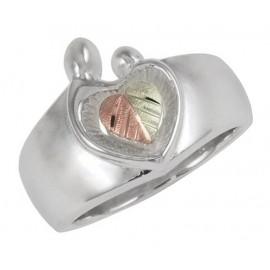 Black Hills Ezüst Anya Gyermekével Gyűrű
