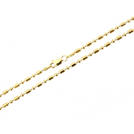 14K Arany-diffúziós Lánc 40 CM