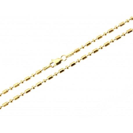 14K Arany-diffúziós Lánc 61 CM