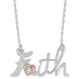 Black Hills 12K Arany és Ezüst Medál - Faith