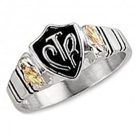 Black Hills 12K Arany és Ezüst Gyűrű